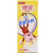 德亞 香蕉牛奶 200ml*12 禮盒裝