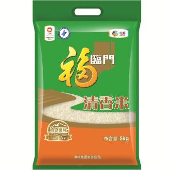 滿199-60券還沒用的,上:福臨門清香米5kg*7