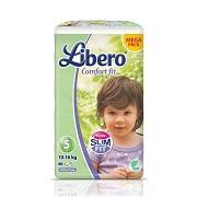 麗貝樂嬰兒紙尿褲5號超大包裝(L)80片