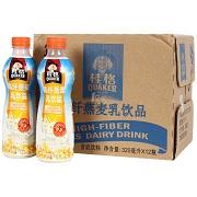 1號店限華北:1元  桂格 高纖燕麥乳飲品 320ml*12/箱