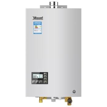 林内(rinnai) rus-13e55cwnf 13l燃气热水器(天然气)(jsq26-55c)图片
