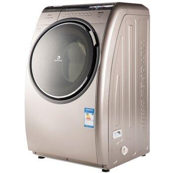 三洋sanyo wl712688bcx5s 7.5kg公斤全自动斜式变频滚筒洗衣机