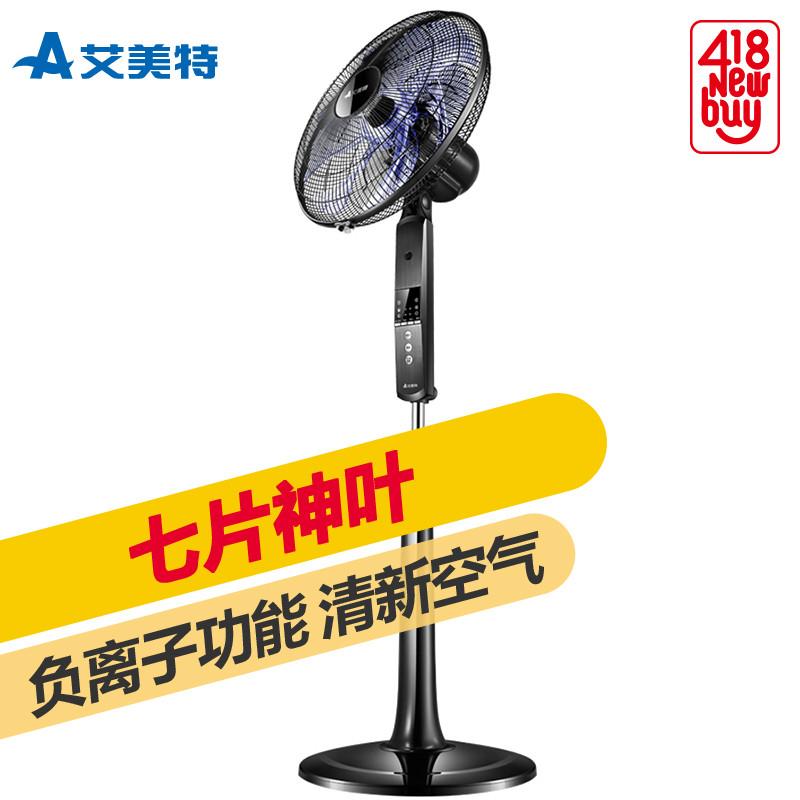 艾美特(airmate) 电风扇 fs4086ri-w 遥控版 落地扇