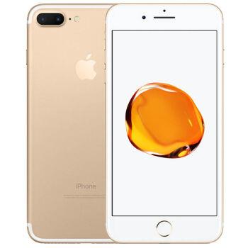 苹果apple iphone 7 plus 移动联通电信4g手机 金色 32g