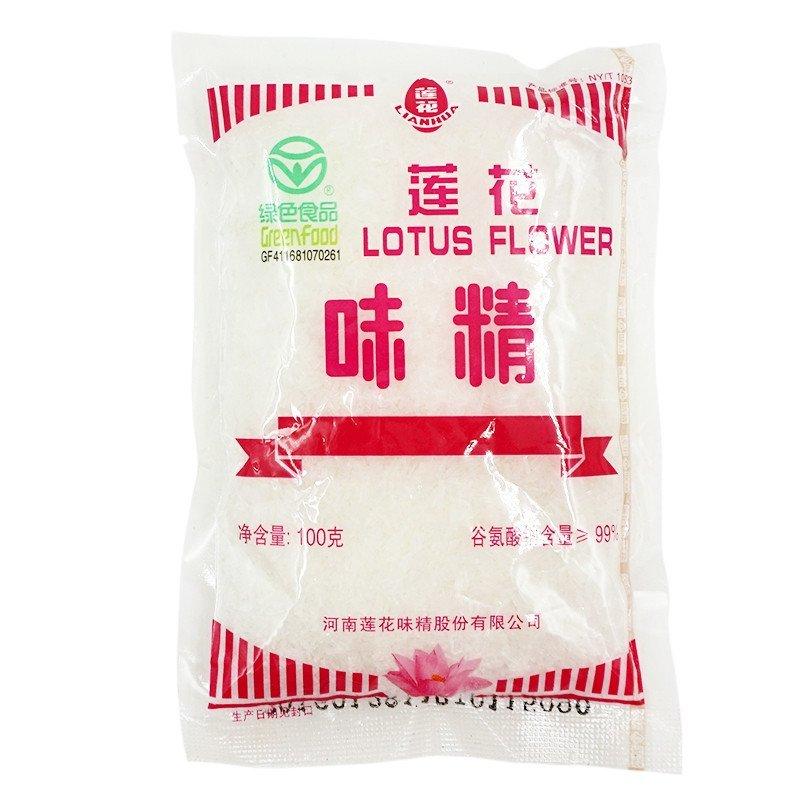 莲花 无盐味精 100克*2袋