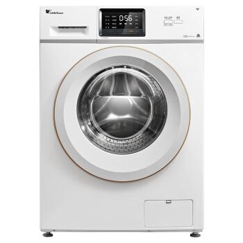小天鹅(LittleSwan) TG100V20WD 10公斤变频滚筒洗衣机 BLDC电机 wifi智能控制 LED显示屏 白色