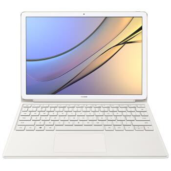 HUAWEIMateBookE12英寸二合一笔记本电脑(i58G256GWin10内含键盘和扩展坞)香槟金主机/棕色键盘